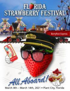 2021 Florida Strawberry Festival