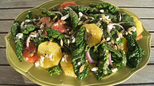 Authentic Salads & Veggies