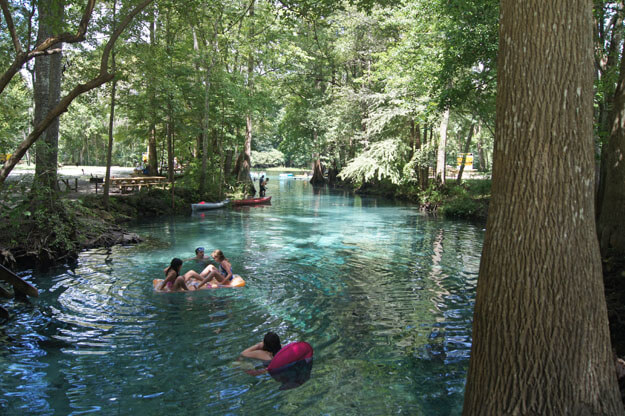 Photo of Ginnie Springs