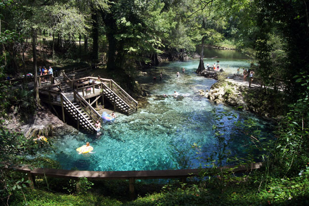 Photo of Madison Blue Springs State Park