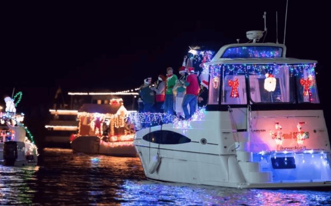 new smyrna beach christmas parade 2019