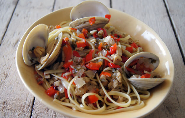 Photo of Cedar Key Clam Linguine