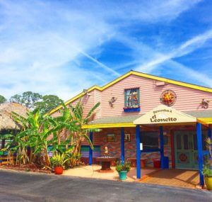 El Leoncito Mexican and Cuban Restaurant in Titusville Florida