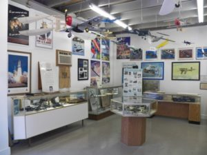 Aviation Exhibits at Marathon Air Museum in Marathon Florida