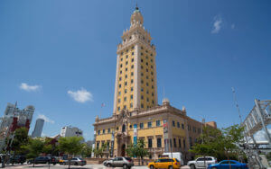 Photo of Freedom Tower in Miami Florida