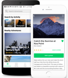 The Outbound Travel App