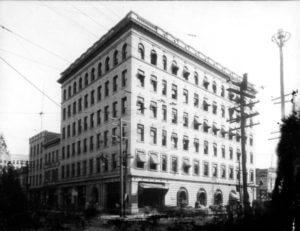 Photo of the Dyal-Upchurch Building in Jacksonville Florida