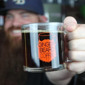 Photo of coffee at Ginger Beard Coffee in Tampa Florida