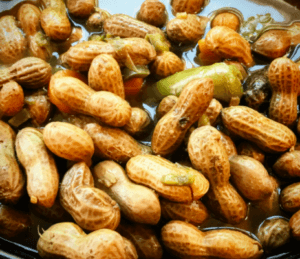 Photo of Rachael's Superheated Cajun Boiled Peanuts