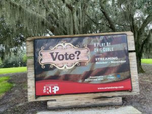 Photo of Vote at Orlando Repertory Theater