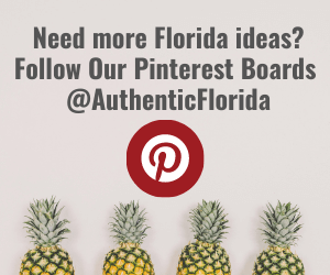 Photo of Authentic Florida Pinterest Ad