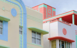 Art Deco District South Beach
