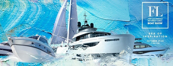 Advertisement for the Fort Lauderdale International Boat Show