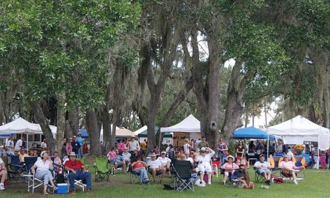 Photo of the Creekside Music & Arts Festival